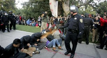 University of California settles pepper spray suit for...