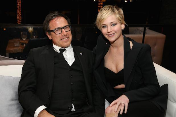 Jennifer Lawrence Denies Bad Blood With David O. Russell on Set of 'Joy'