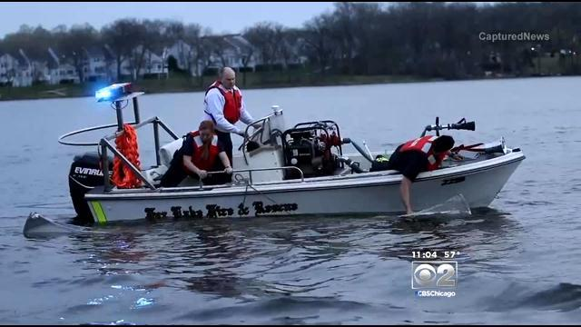 One Dead, Good Samaritan Rescues 3 After Canoe Tips In Lake County