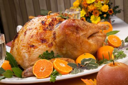 Martha's Roast Turkey Recipe