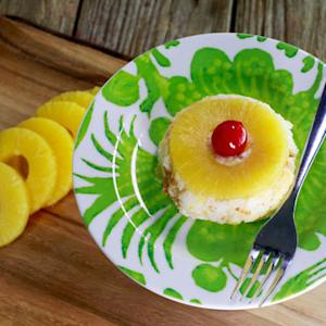 Learn How to Make an Upside-Down Pineapple Cake in Under One Minute!