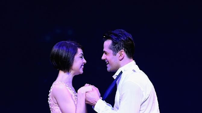 """An American in Paris"" and ""Fun Home"" have each won 12 nominations for Broadway's Tony Awards  Each won 12 nominations, including for ""best musical"" and in a host of best actor categories"