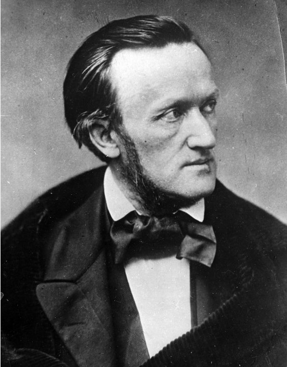 FILE - This undated photo shows German composer Richard Wagner. The 200th anniversary of Richard Wagner's birth is May 22, and the world's opera houses and symphony halls are filled with his music thi