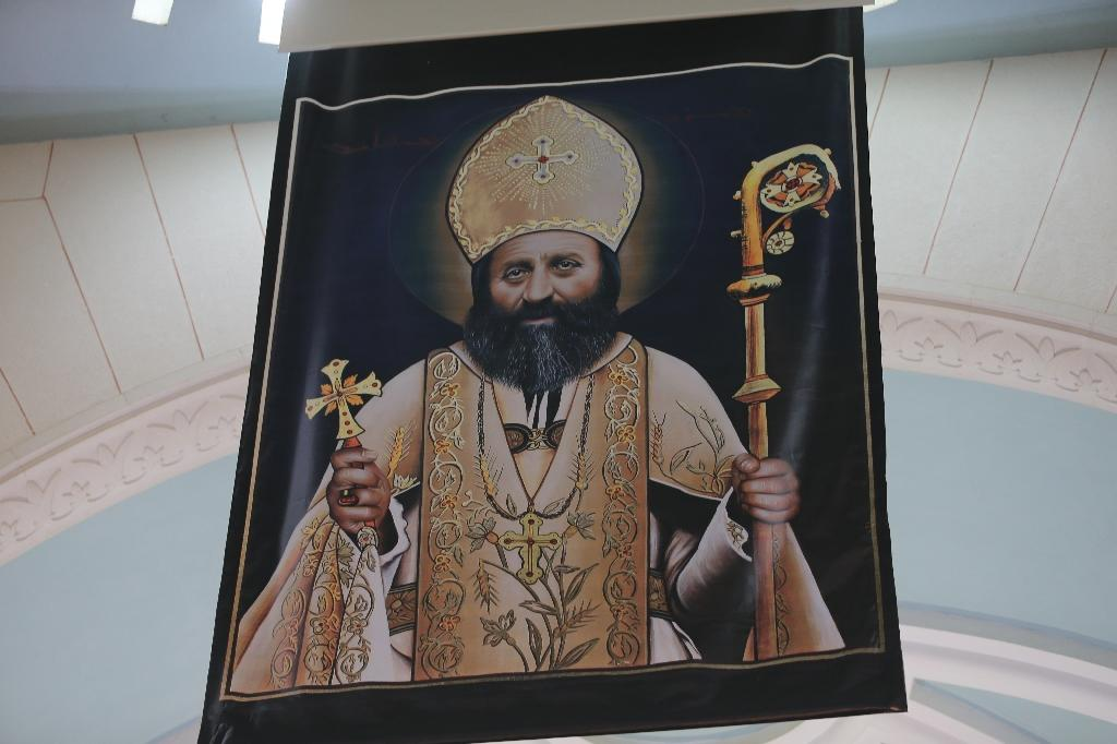 Beheaded Syriac bishop beatified a century after death