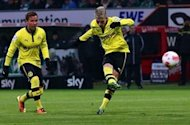 Reus: It&#39;s an honour to play with Gotze