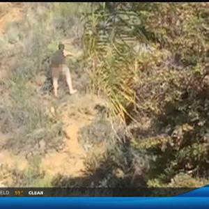 Suspected car thief loses pants during wild chase in Del Cerro