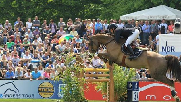Equestrian - Dutch hit target in Maastricht