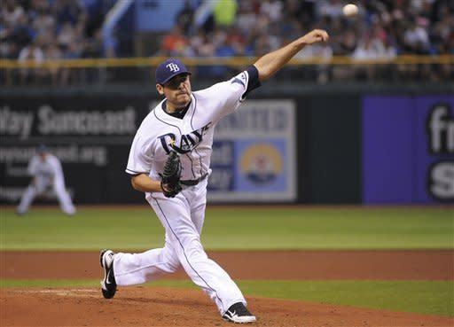 Teixeira's error helps Rays beat Yankees