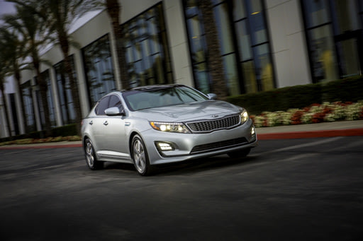 Hybrid version of Kia?s Best-Selling Optima now Offers More Uplevel Features and Options to Enhance Comfort and Value