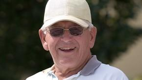 Grandpa Looking Absolutely Precious In New Baseball Cap