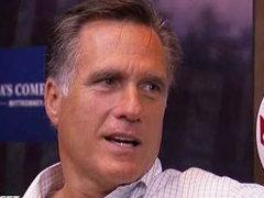 Romney Evaluates State of the Race