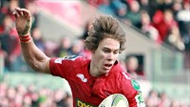Liam Williams, Scarlets (PA)