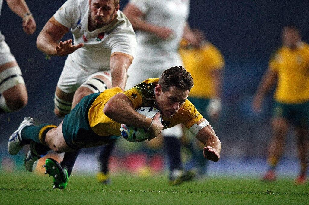 Boot boys Biggar and Foley set for Rugby World Cup showdown