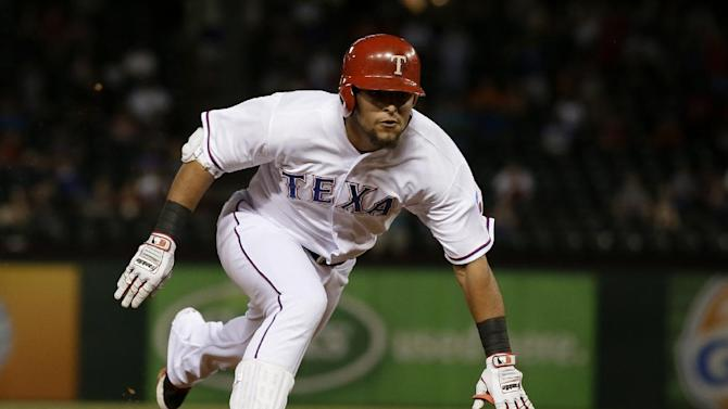 Rangers get 9th win in 10 games, 4-3 over Astros