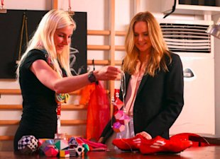 What happened when Fred Butler met Stella McCartney?