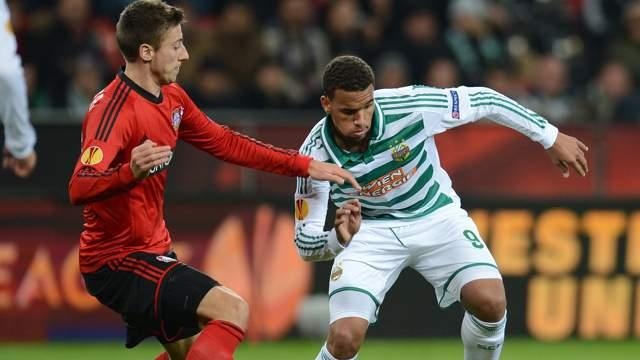 Terrence Boyd leads Rapid Vienna to comeback draw