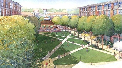 300-Acre $3B White Oak Project Gets New Name, 5,000 Units
