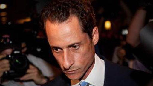 Anthony Weiner: 'I Wanted to Be Liked and Admired'