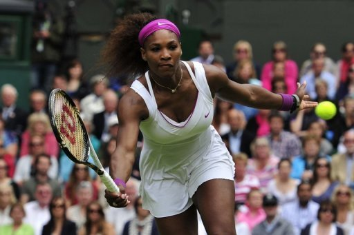 Serena Williams is the first woman over 30 to win Wimbledon since Martina Navratilova in 1990