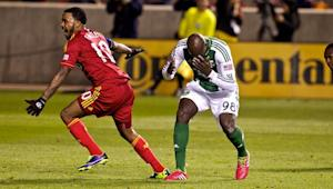 "Futty Danso's error just one ingredient in Portland Timbers' ""recipe for disaster"" vs. Real Salt Lake"