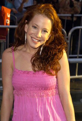 Amy Davidson at the Hollywood premiere of Touchstone Pictures' Raising Helen