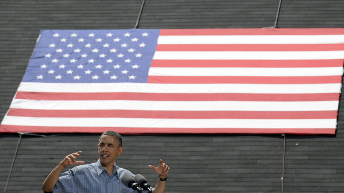 As Obama campaigns, jobs numbers sure to set tone