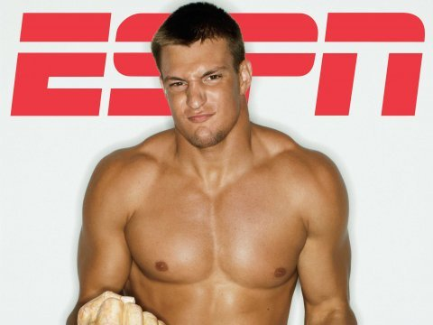 gronk espn body issue