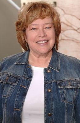Kathy Bates at the Hollywood premiere of Paramount Pictures' Charlotte's Web