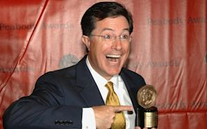 Stephen Colbert Adds Another Peabody to His Pile of Awards
