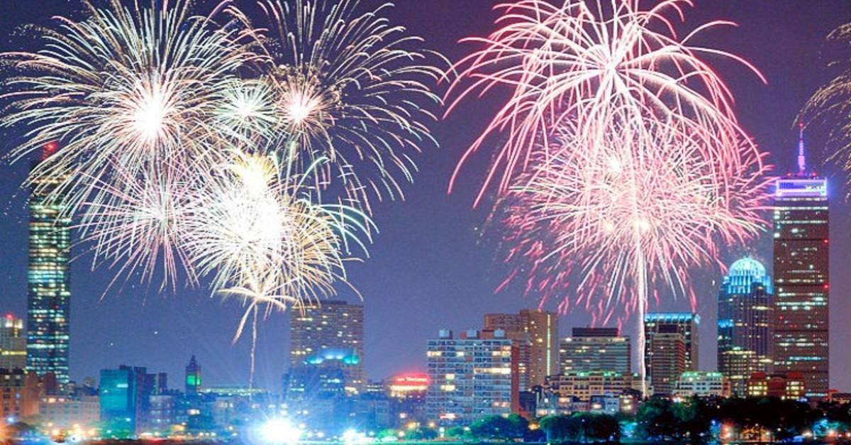 15 Best Cities For Fireworks This Independence Day