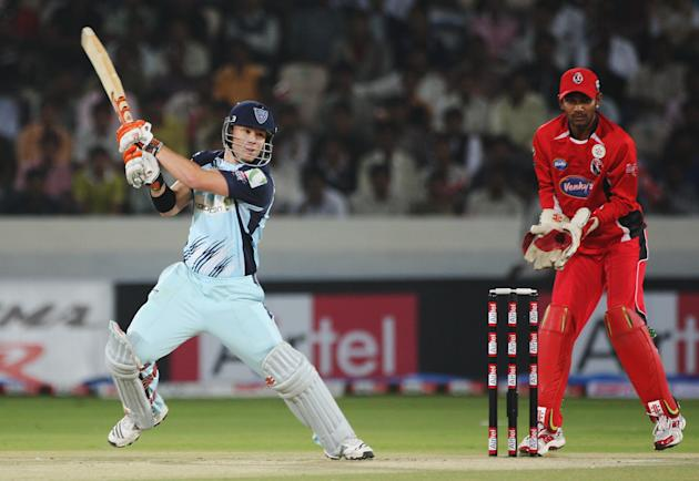 Airtel Champions League Twenty20 Final