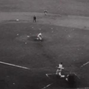 Bobby Thomson's shot