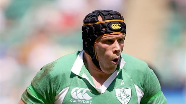 Former Wasps and Ireland flanker Johnny O'Connor