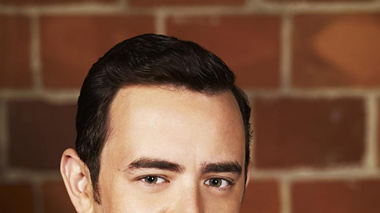 "Colin Hanks as Jack Bailey on ""The Good Guys."""