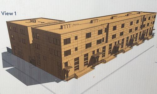 West Philly Affordable Housing for Artists Breaks Ground