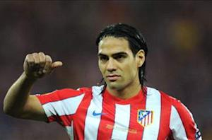 Chelsea & Manchester City target Falcao not thinking about Altetico exit