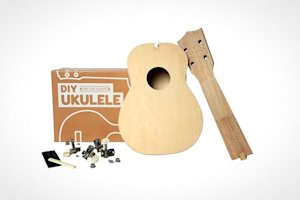 DIY Ukulele Set