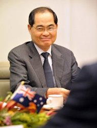 "<p>Singapore Trade Minister during a meeting with his Australian counterparts at Parliament House in Canberra on September 10. ""This is obviously a commercial decision, and Qantas moving its hub from Singapore to the Middle East will of course have some impact on us,"" he said.</p>"