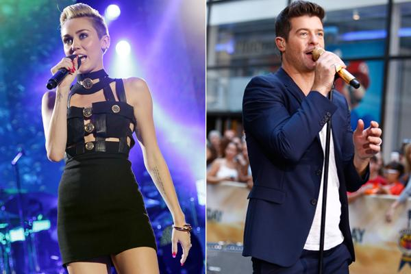 Miley Cyrus, Robin Thicke to Perform at MTV Video Music Awards