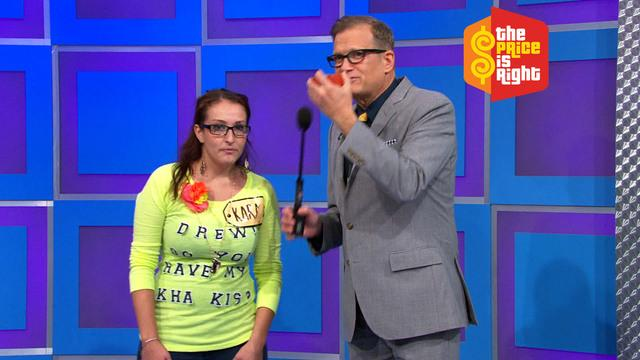 The Price is Right - Kara From Boston