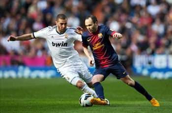 Win the Clasico, win La Liga: Why Barcelona v Real Madrid is likely to decide the Spanish title race