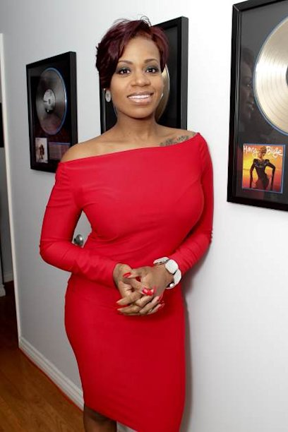 Fantasia Lost some weight and looks - 34.2KB
