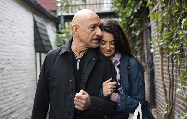 Penelope Cruz Ben Kingsley Elegy Production Stills Samuel Goldwyn 2008