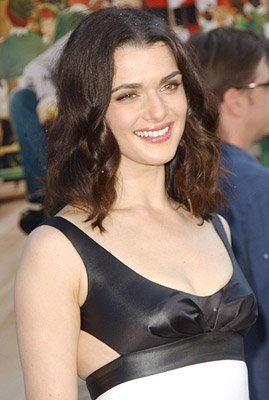 Rachel Weisz at the Hollywood premiere of Warner Bros. Pictures' Fred Claus