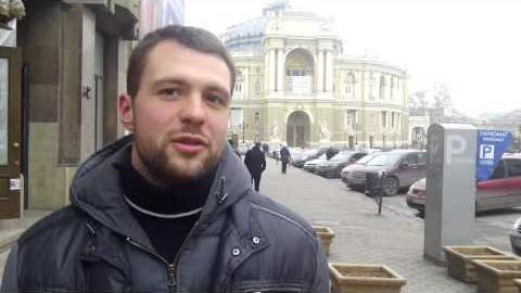 Street Interviews Reveal Mood in Odessa