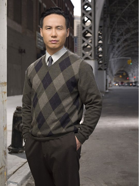 "B.D. Wong in the NBC series ""Law & Order: Special Victims Unit"""