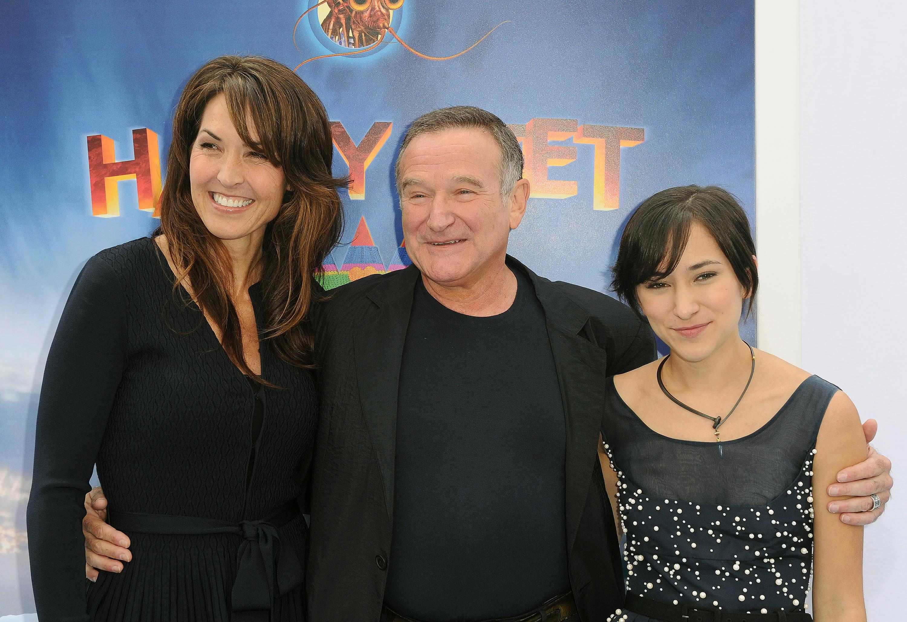 Robin Williams' wife, children head to court in estate fight