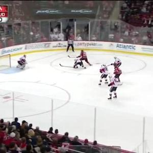Craig Anderson Save on Patrik Elias (10:11/2nd)