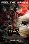 Poster of Wrath of the Titans
