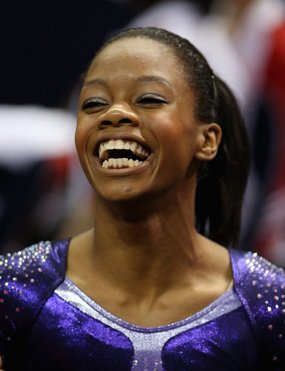 Click for more photos of Gabrielle Douglas